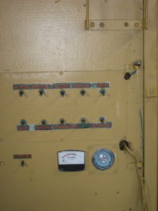 Electrical Control; Panel